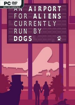 An Airport for Aliens Currently Run by Dogs-DARKSiDERS