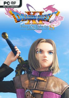 DRAGON QUEST XI S Echoes of an Elusive Age Definitive Edition-CODEX