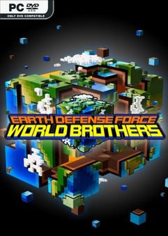 EARTH DEFENSE FORCE WORLD BROTHERS-CODEX