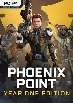 Phoenix Point Year One Edition Festering Skies-CODEX