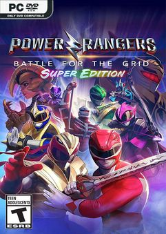 Power Rangers Battle for the Grid Super Edition-PLAZA