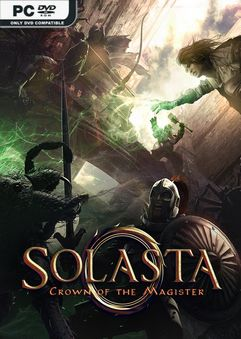 Solasta Crown of the Magister-CODEXs