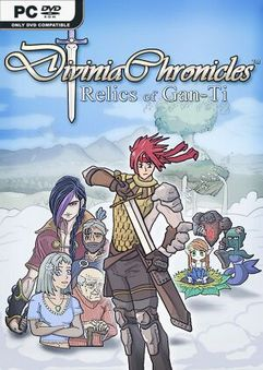 Divinia Chronicles Relics of Gan Ti Early Access