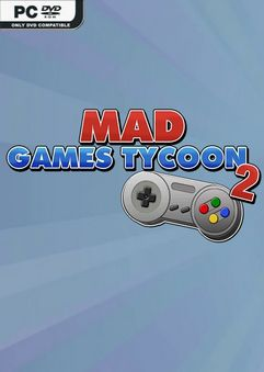 Mad Games Tycoon 2 v2021.06.08a