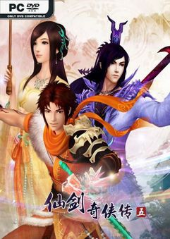 Sword and Fairy 5 CHiNESE-DARKSiDERS