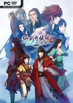 Sword and Fairy 5 prequel CHiNESE-DARKSiDERS