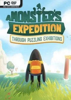 A Monsters Expedition The Museum Expansion-GoldBerg